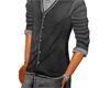 Black Baggy Sweater