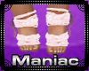 ♡ My feet straps