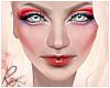 Drag Makeup Head