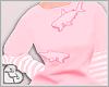LL* Pink Shark T Dress