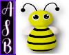 Kids Bee Plushie Toy