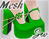 *S Lucky Charm Platforms