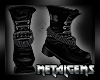 CEM Dark Metal Boots