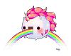 ^LT^Unicorn Nom Rainbow