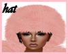 GA7**PinkWinter Fur Hat
