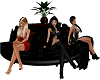 ** Piano Club Couch