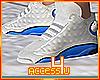 ! Azuri Blue Sneakers M