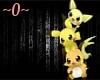 Pikachu,Raichu,Pichu