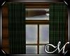 W.W. Grn Plaid Curtains