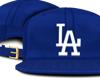 Dodgers Snake Skin Strap