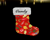 Candy Christmas Stocking