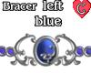 Bracer1 Blue LEFT