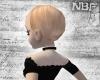 Blonde ponytail base