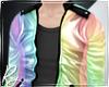 Rainbow Celebrity Jacket