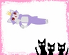 Kitty Cat Furni Purple