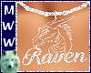 Dragon Raven Necklace