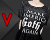 [V]MAGA Shirt Dress
