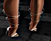 Diamond Strappy Heels
