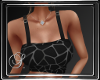 (SL)  Black Tube Top