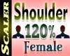 Shoulder Resizer 120%
