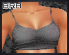 [Bra] Gray Sports Bra