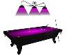 (DA) Purple Pool Table