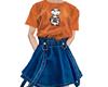 Quackers Short Dress