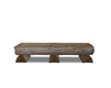Old Wood Bench