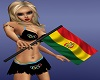 Bolivia Flag (M & F)