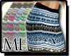 M* Aztec Pencil Skirt BL