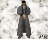 R Pizzaz Trench Coat