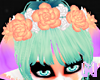 LUNE Flower Crown