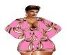 RLL PINK ITALIAN DRESS