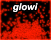 Glowing Particle