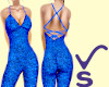 VS- Velvet Suit Sapphire