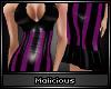 !M Bettie Dress: Pur S