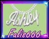 ⓕH  Ashley