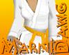 Gold Belt White Gi