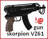!@ Machine gun Skorpion
