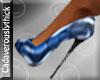 *CT* Blu Scaled Stiletto