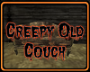 Creepy Old Couch