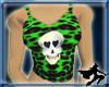 Toxic Skull Tank