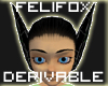 Derivable Felifox Ears