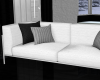 White & Grey Couch