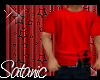 Simple Red Shirt