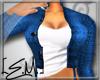 [E.M.] Cardigan Blue