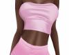 E* Silk pink TOP