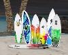 SURF BOARD  *KISS*  v2