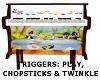 Looney Tune Piano/Kids
