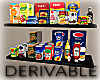 [Luv] Der. Food Shelf